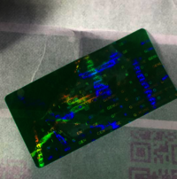 Generic hologram labels