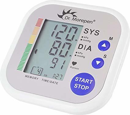 Dr. Morepen Blood Pressure Monitor Bp-02