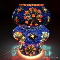 Beautiful Glass Decor Floor Lamp
