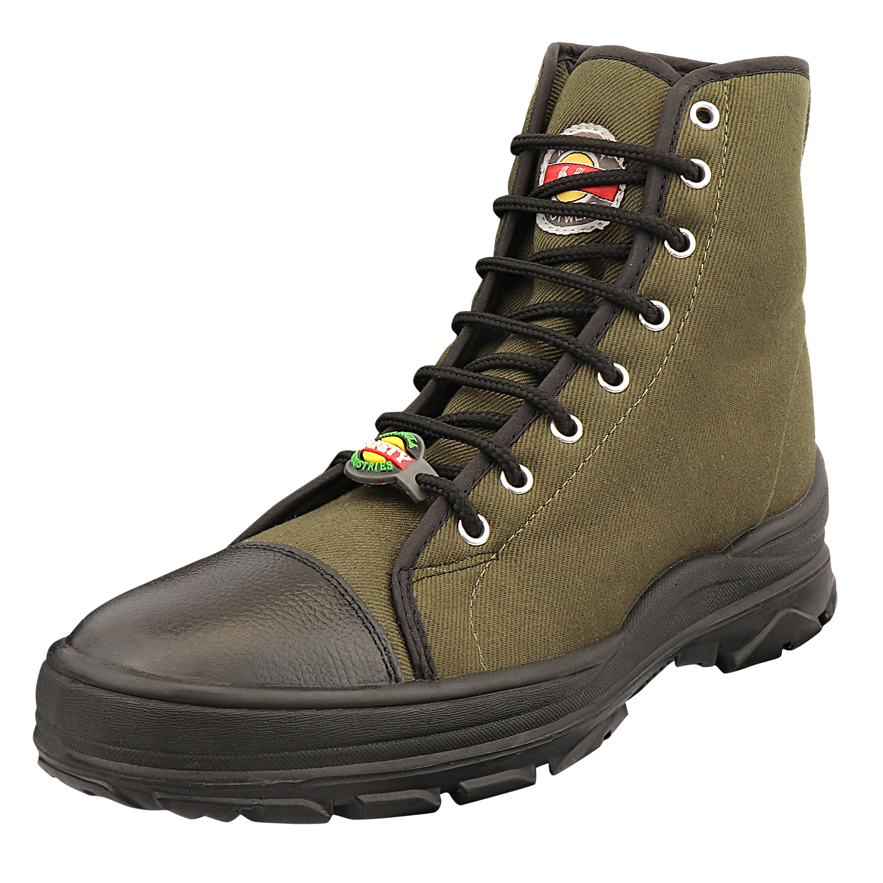 Military Boot And Jungle Boot