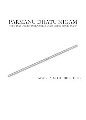 Titanium Grade 6-6-2 (6Al-6V-2Sn) Raw Materials
