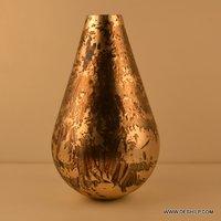 GLASS ANTIQUE & DECORATIVE FLOWER VASE