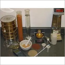 Construction material testing laboratory