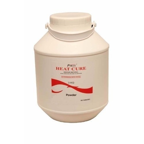 3kg Acrylic Heat Cure Powder