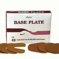 Dental Base Plate - 12 nos. (9U/3L)