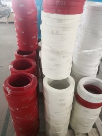 PVC edge banding rolls furniture Waterproof PVC edge banding tape plastic edge trim rolls