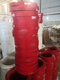 PVC edge banding rolls furniture Waterproof PVC edge banding tape plastic edge trim rolls