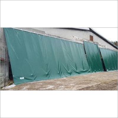 Wind Breaking Green Net