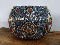 Handmade Designed Metal Bag