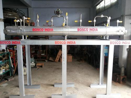 CO2 Cylinder Filling System