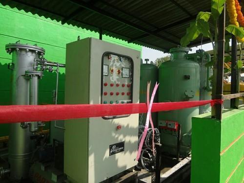 CNG Bottling Plant