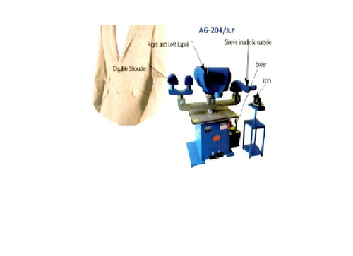 Jacket Pressing Stations (AG-204/JLP)
