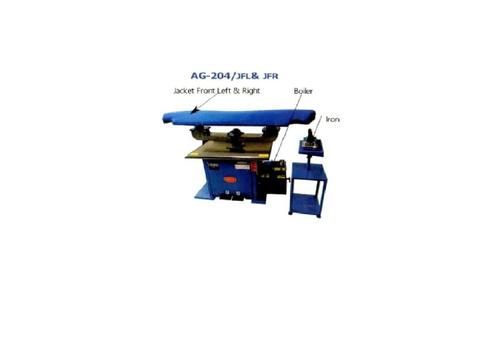 Jacket Pressing Stations (AG-204/JFL & JFR)