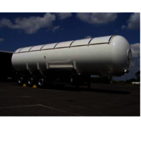 LPG Mobile Tanker Of Different Capacities