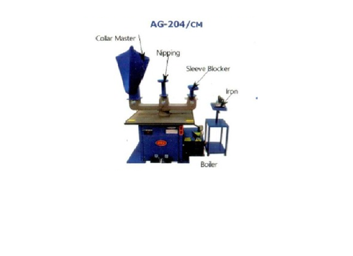 Jacket Pressing Stations( AG-204/CM)