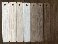 Matt Surface Wood Grain Edge Band PVC Edge Banding