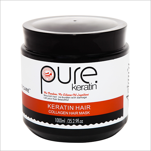Pure Keratin Hair Collagen Hair Mask
