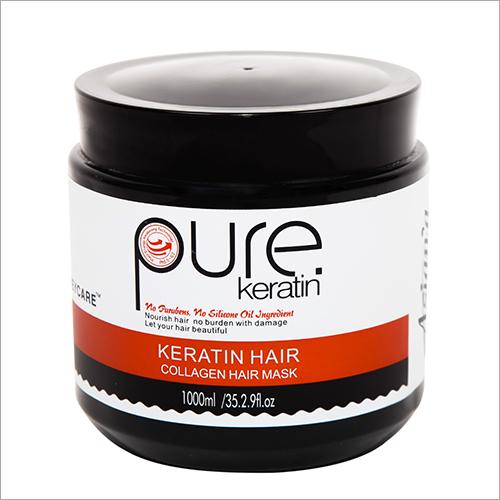 Pure Keratin Hair Collagen Hair Mask