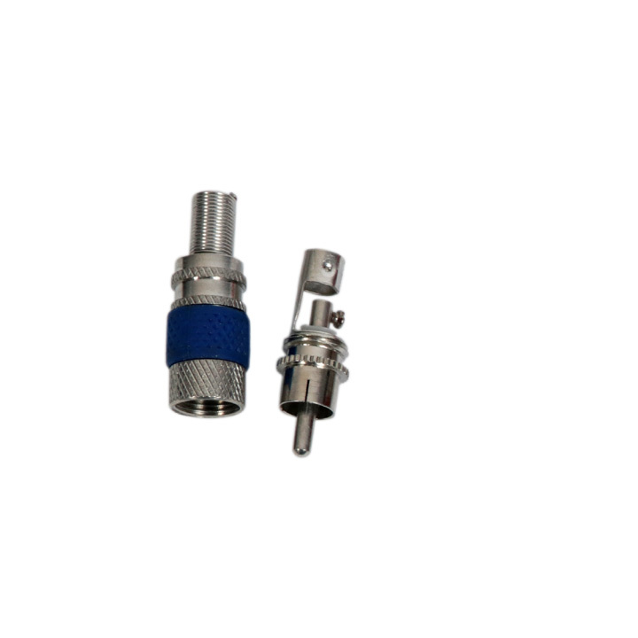 RCA Pin Plug Connector