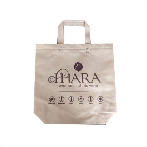 Printed Non Woven Loop Handle Bag