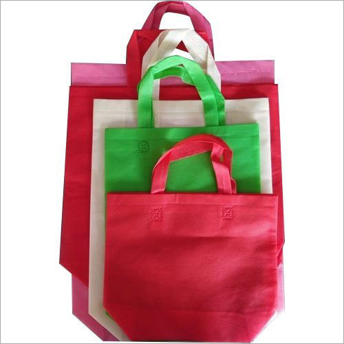 30 GSM Non Woven Loop Handle Bag