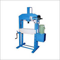 H Type Hydraulic Press Machine