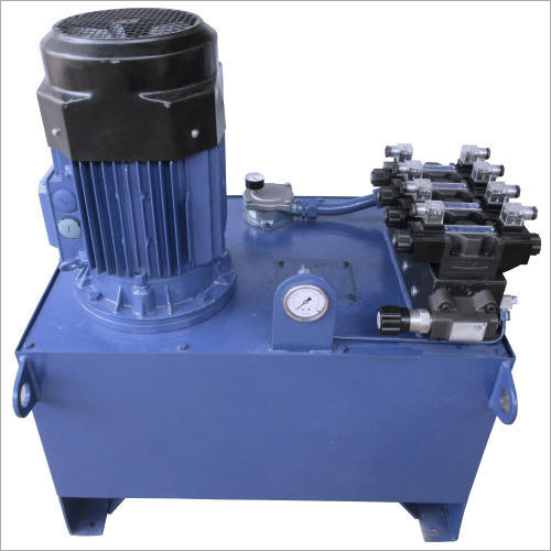 Three Phase Hydraulic Power Pack