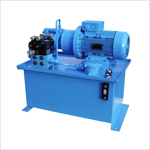 1500 RPM Hydraulic Power Pack