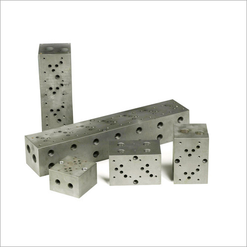 Steel Manifold Block