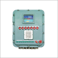 Flameproof Controller With Graphic Display