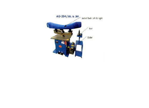 Jacket Pressing Stations( AG-204/JBL & JBR)