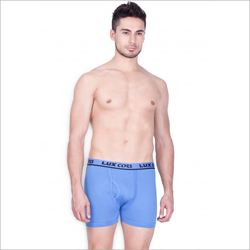 Lux Cozi Mens Cotton Trunk