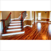 Home Wooden Floor Installation Service