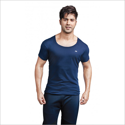 Lux Cozi Half Sleeve Mens Vest