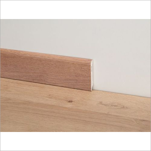 Laminated Wooden Skirting