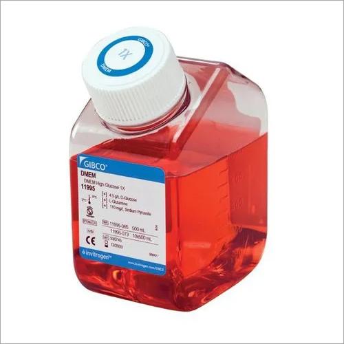 high glucose, pyruvate