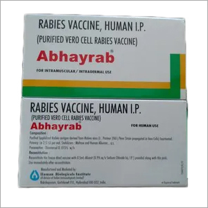 Immunization & Vaccination Drugs