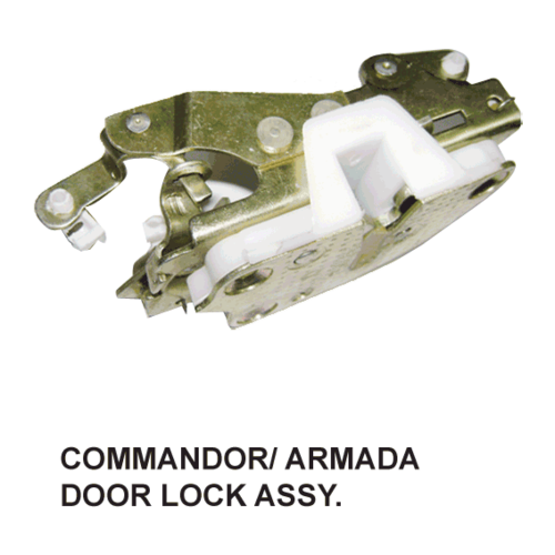 COMMANDOR / ARMADA DOOR LOCK ASSY