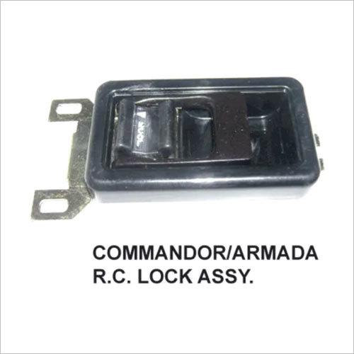 COMMANDOR / ARMADA R.C.LOCK ASSY