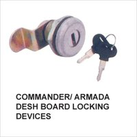 COMMANDOR / ARMADA DESH BOARD LOCKING DEVICES
