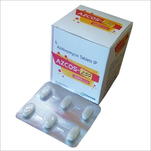 Pharmaceutical Azithromycin Tablet