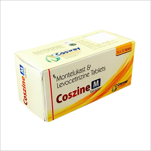 Montelukast and Levocetirizine Tablet