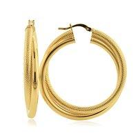 Bronze Earrings