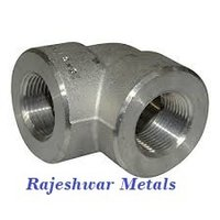 SOCKET WELD ELBOW 90*