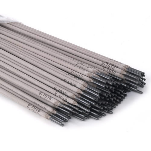 Nickel/High Nickel Covered Electrodes