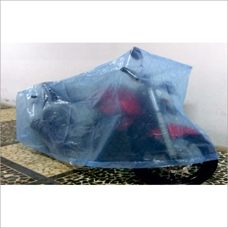 Tarpaulin Bike Cover