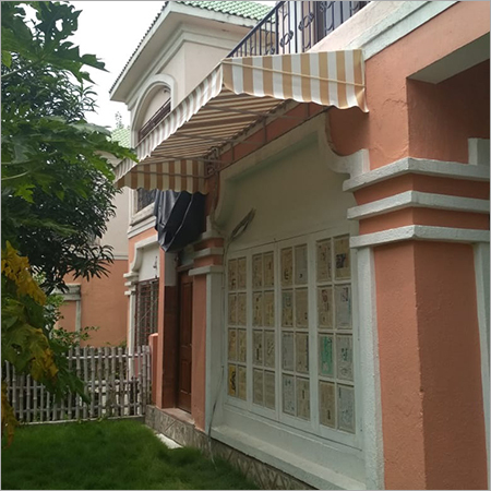 Fixed Shape Awnings