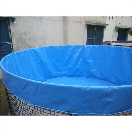 kisanflex biofloc fish tank