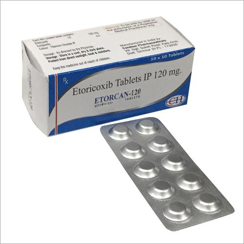 Etoricoxib Tablets IP 120 MG