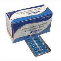 Paracetamol and Serratiopeptidase Tablets